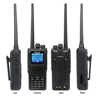 uhf dual band RETEVIS RT84 DMR Dual Band מכשיר הקשר 5W VHF UHF DMR VFO דיגיטלי / אנלוגי מוצפן שני הדרך רדיו משדר Ham Radio אמאדור (3)