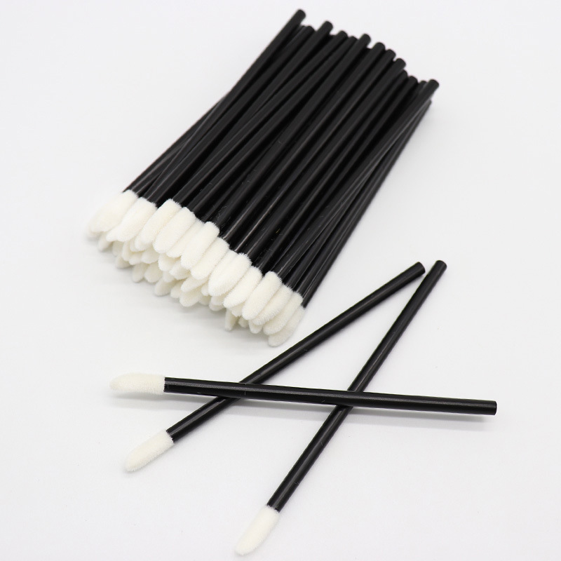 Pen-Cleaner Makeup-Brush Applicators Mascara Wands Cleaning-Eyelash Disposable Maquillage