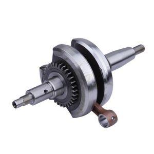 Image 2 - Motorcycle Engine Crank Shaft Crankshaft Euro I Emission Version For Yamaha YBR 125 JYM 2002 2004
