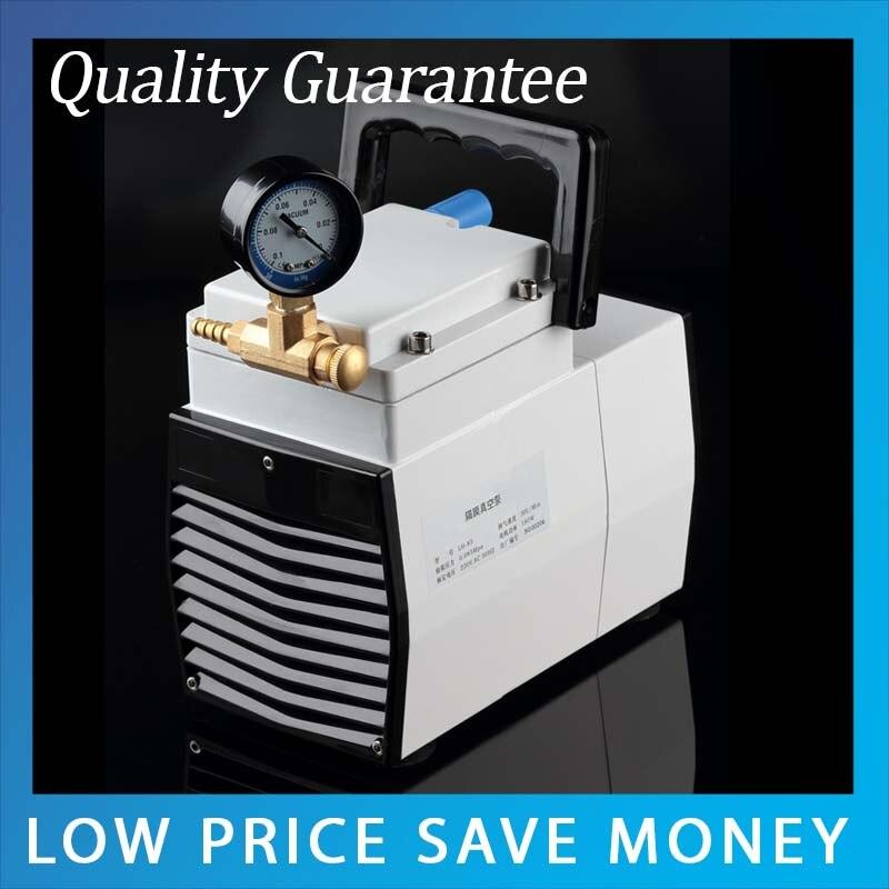 NEW LH-85L Oil Free Vacuum Pump,Low Noise And High Efficiency Diaphragm Vacuum Pump