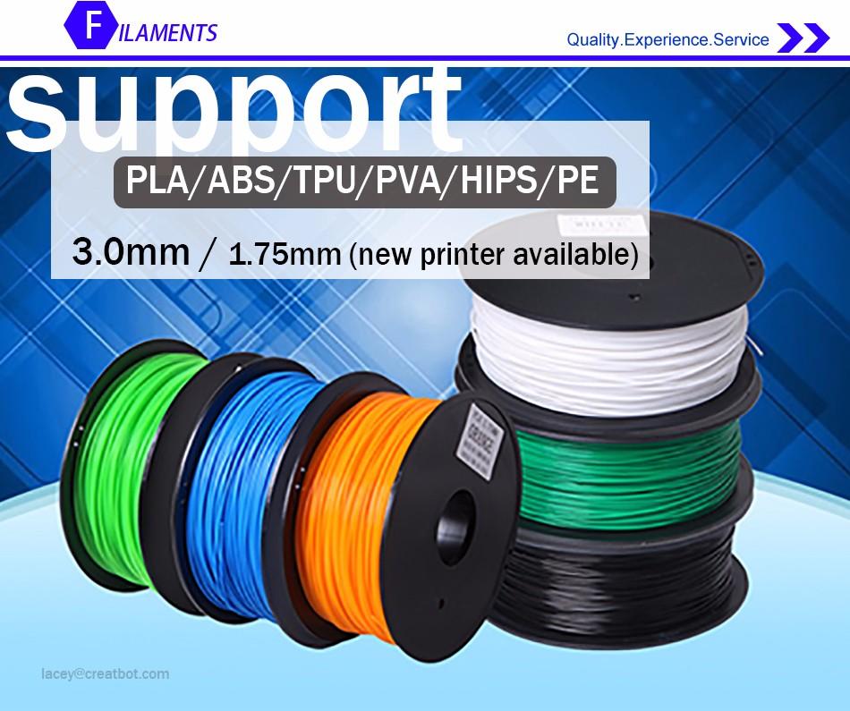 CreatBot filament