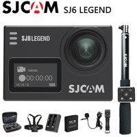 SJCAM SJ6 Legend Action Camera Sports DV 4K Wifi 30m Waterproof 1080P Ultra HD 2 Touch Screen Notavek 96660 Remote Original Cam