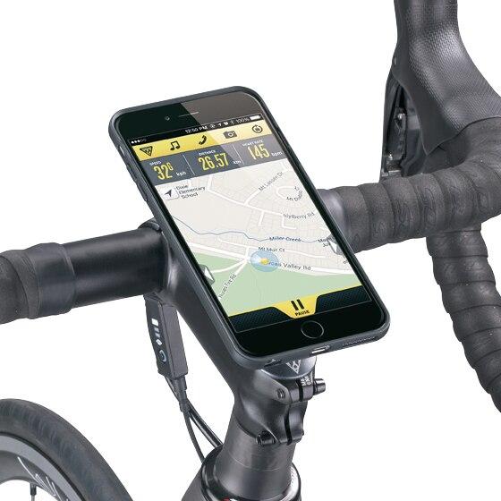 Topeak RideCase costume pour iPhone6 6 S 7 8 guidon étui de montage guidon étui de montage accessoires de cyclisme pour vtt vélo de route