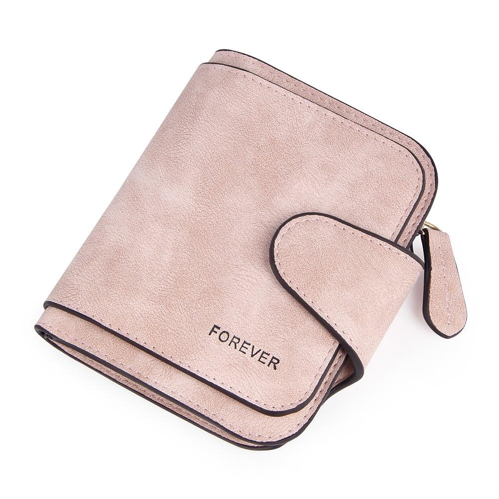 Small Clutch Wallet Zipper Coin Purse