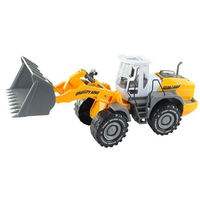 1:22 Bulldozer Models Toy Large Diecast Toys Digging Toys Model Farmland Tractor Truck Engineering Vehicles Age of 3 5 Kids Gift