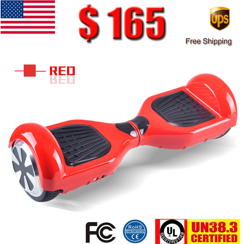 Smart Electric Two Wheels Balancing Standing Scooter Self Balance Scooter Hoverboard Skateboard