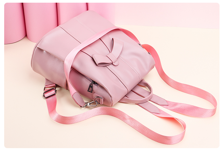 HTB1g3gJhK3tHKVjSZSgq6x4QFXab - Leisure Women Backpack High Quality Leather Lady Anti Theft Shoulder Bags Lovely Girls School Bags Women Traveling Backpack