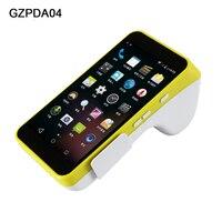 POS Terminal Handheld POS Devices Wireless Portable Android Printer PDA Mobile 3G WIFI Smart receipt POS printer 58mm
