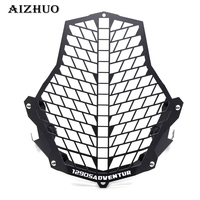 FOR KTM Motorcycle Headlight Protector Guard Lense Cover grill for KTM 1190 Adventure / 1190R 1290 Super Adventure 2015 2016