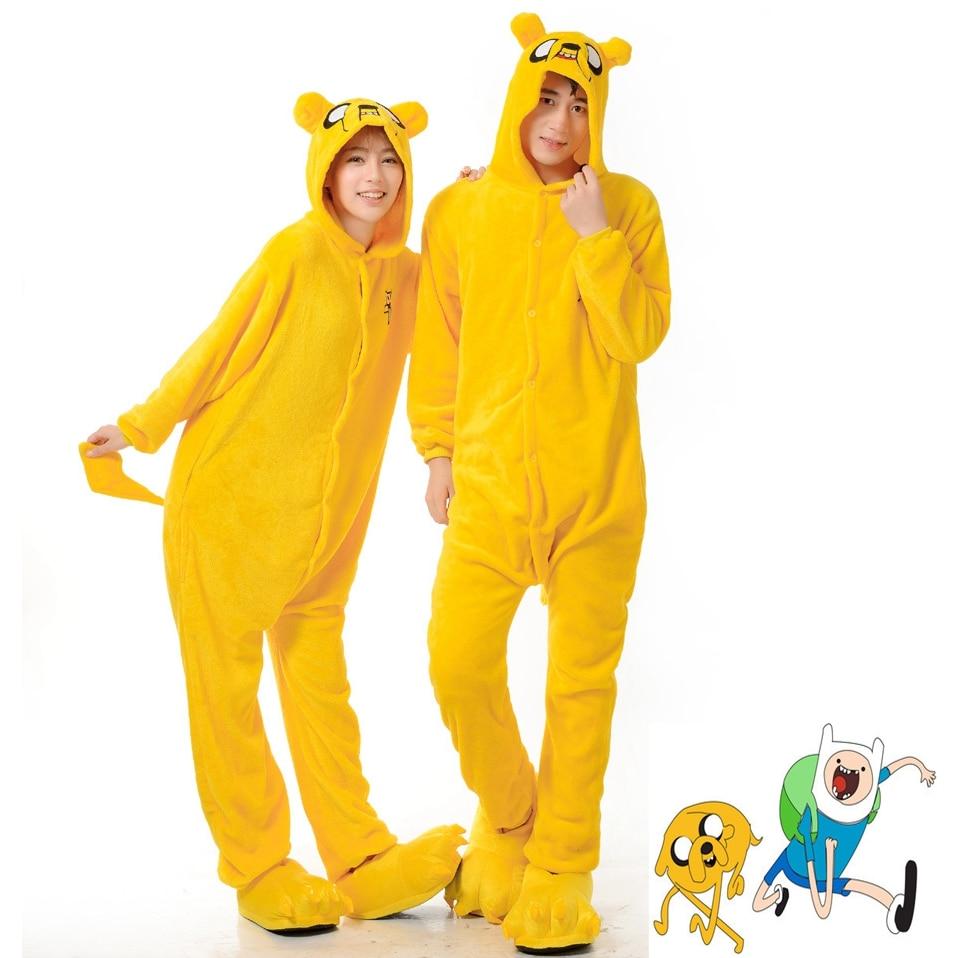 Animal Pajamas Dogs Cartoon Adult Homewear Sleepwear Onesies Pajama Halloween Costumes For Women Men