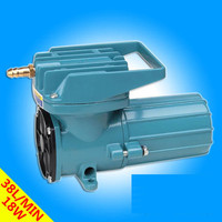 RESUN MPQ DC 12V 24V battery bottle aerator plus oxygen pump car transport fish tank aquarium oxygenation PUMP 35W 130W