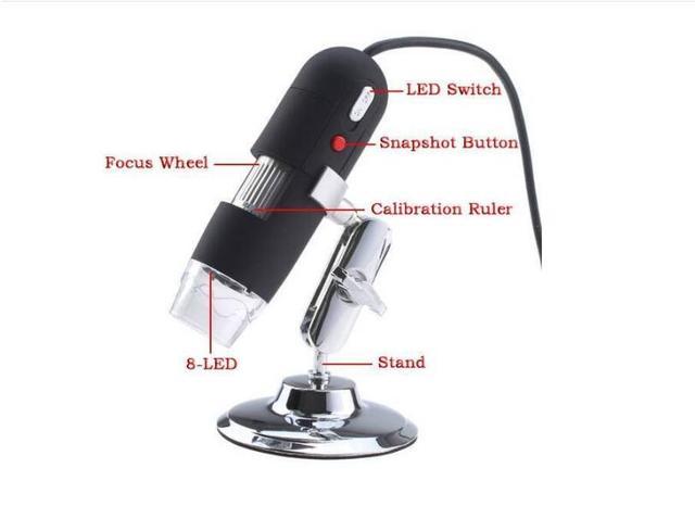 Tragbare digital mikroskop mikroskop kamera usb 1 stück digital