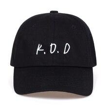 Rapper J. Cole Cap K.O.D Dad Hat Pure cotton embroidery Women Men Baseb