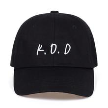 Rapper J. Cole Cap K.O.D Dad Hat Pure cotton embroidery Wome