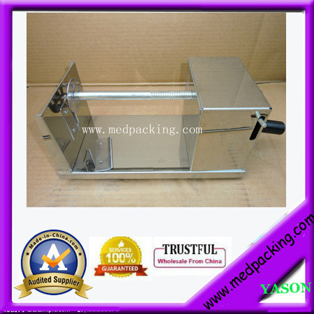 ФОТО (YASON)  hot sale worldwide manual twist potato machine