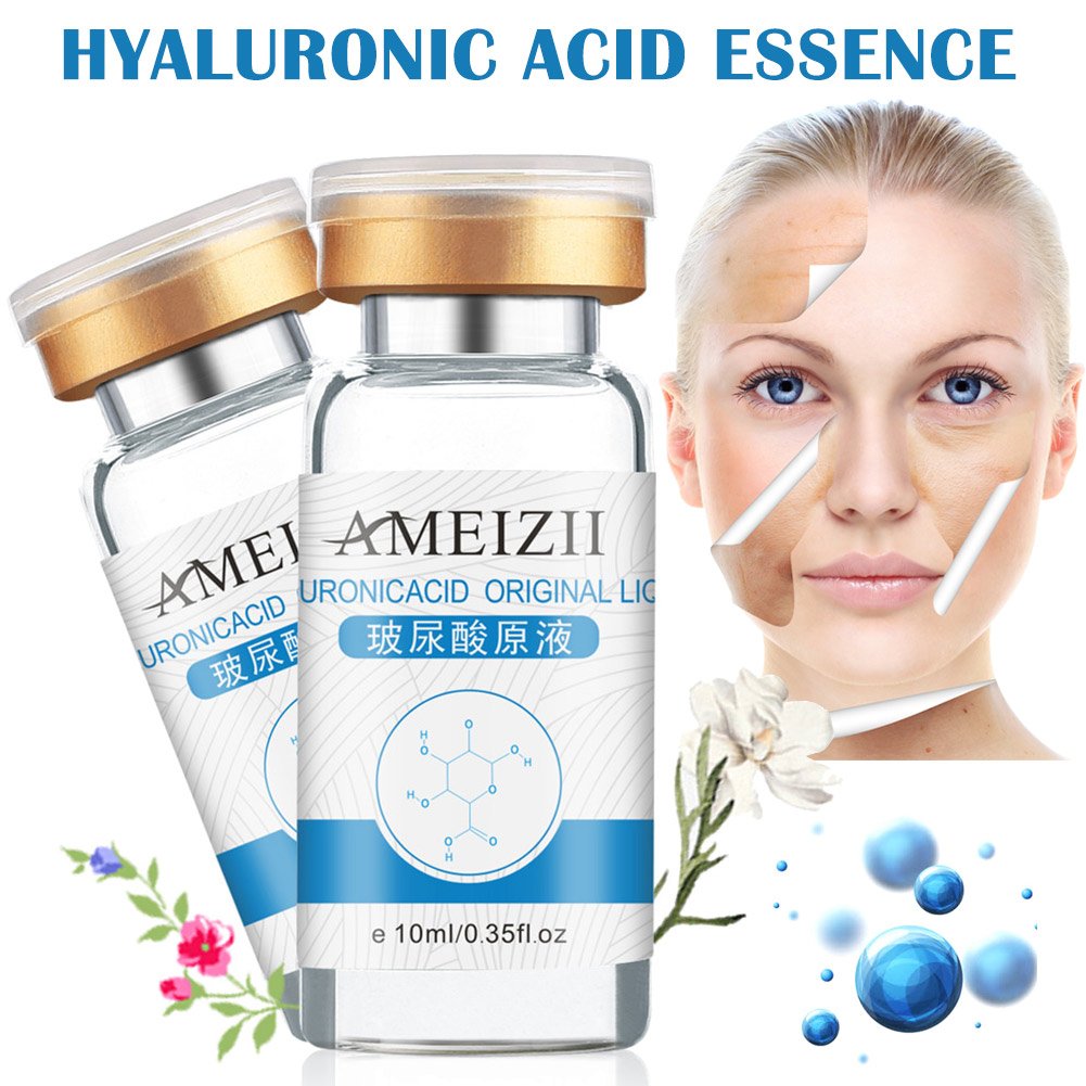 Pure Hyaluronic Acid Essence Moisturizing Brightening Anti Wrinkles Essence 789