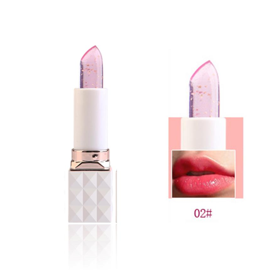 2016 Hot Sale Sexy Moisturizer Long Lasting Waterproof Lipstick Makeup Glossy Lipgloss 3.5g Net weight Anne