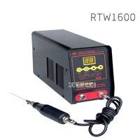 Новое поступление 50 Вт ультразвуковой плесень полировальная машина RTW1600 250 Вт AC220V/110 В зеркальная полировка формы шлифовальные машины Лидер