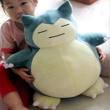 12″30cm Snorlax Plush Toys Anime Stuffing Plush Figure Toy Big Snorlax Pillow Toys Monsters Plush Toys For Children GT1020N