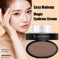Impreso Tipo Polvo Cejas 3D Ojos Maquillaje Cejas Enhancers duradera Natural Perfecto Maquillaje Profesional Cosméticos de Corea