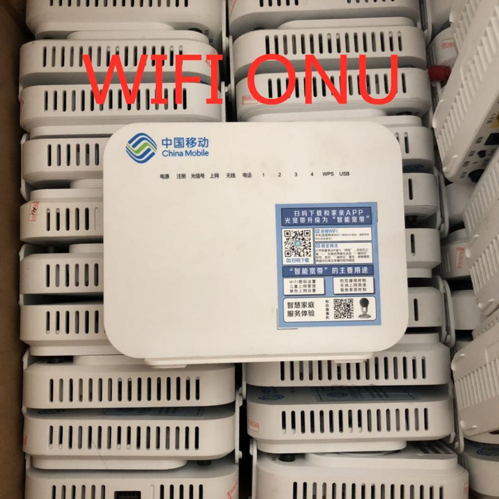 8 PCS ont onu gpon wifi freies verschiffen zweite hand noki ein G 140W MD Englisch firmware gpon onu G 140W MD 1GE + 3FE + 1Tel + Wifi + USB-in Glasfaser-Ausrüstungen aus Handys & Telekommunikation bei AliExpress - 11.11_Doppel-11Tag der Singles 1