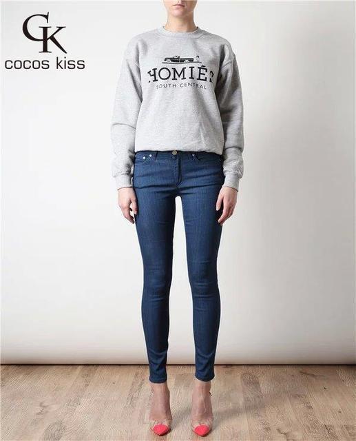 2016 calças de Brim novas Mulher Com Cintura Alta Skinny nona Lápis calças de Brim das Mulheres Femme Denim Calças De Cintura Alta Jeans Mulheres calças