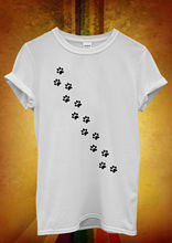 Cat Paw Kitten Meow Cool Hipster Men Women Unisex T Shirt  Top Vest 742 New Shirts Funny Tops Tee