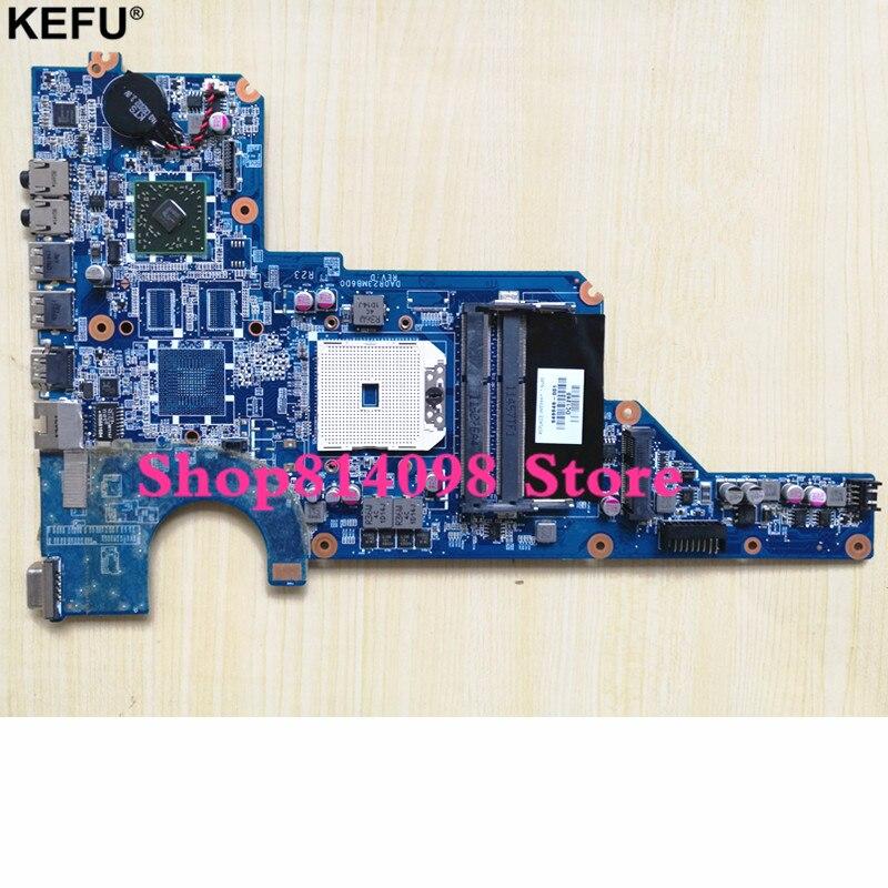 649948-001 Fit For HP PAVILION G7-1365dx G7-1368dx G7-1328DX NOTEBOOK R23 Pavilion G4 G6 G7 Motherboard DA0R23MB6D1 DA0R23MB6D0