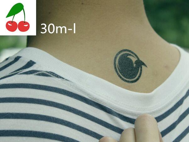 Pâte de tatouage anime étanche originale sceau de tatouage de fille d'enfer qui vendent des autocollants de tatouage