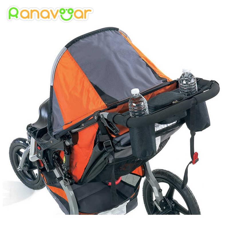 Kinderwagen Organizer Baby Kinderwagens Vervoer Fles Cup Houder Tas voor Kinderwagen Buggy Kinderwagen Accessoires Rolstoel Tas