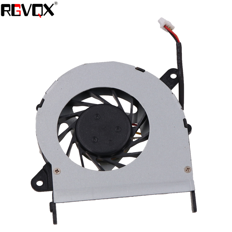 Купить с кэшбэком New Laptop Cooling Fan For Acer aspire 1410 1410T 1810T Original PN: AB4805HX-TBB(DC 5V 0.50A) CPU Cooler Radiator