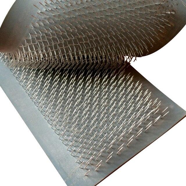 24cm x 9cm שיער הציור בתפזורת שיער הארכת כלים שיער הרחבות ציור כרטיס (עור כרית) עם מחטים