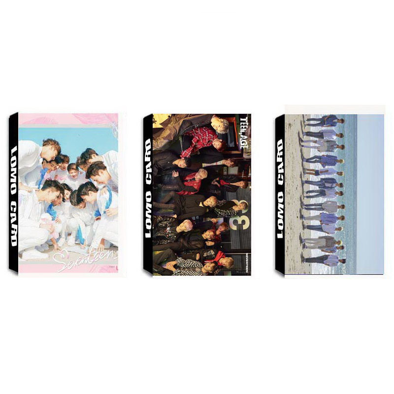 Beads & Jewelry Making Jewelry & Accessories Honey Yanzixg Kpop Seventeen Album Self Made Paper Lomo Card Photo Card Poster Hd Photocard Fans Gift Collection To Win A High Admiration And Is Widely Trusted At Home And Abroad.