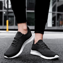 Buy GUDERIAN Sneakers Mens Summer Shoes 2019 Breathable Mesh Men Casual Shoes Lightweight Couple Shoes Spadrille Pour Homme directly from merchant!