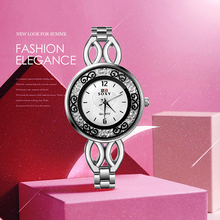 2019 Newest SOXY Women Watches Bayan Kol Saati Fashion Silve