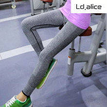 Sexy Hips Push Up Sports Leggings Gym Fitness High Wasit Stretched Women Comprssion Pants High Quality Running Tights Yoga Pants