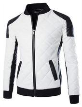 Men Motorcycle Biker leather winter jacket mens jaqueta de couro masculina leather jacket Windbreak coats Plus Size 5XL