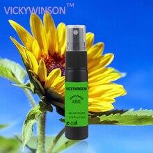 VICKYWINSON Sunflower deodorization 10ml Odor Remover Spray Armpit Underarm Smell Removal Refresh Body Deodorant