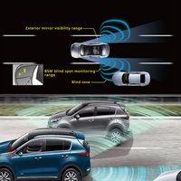 Hot New Car Blind Spot Monitoring BSD BSA BSM Radar Detection System Microwave Sensor Assistant Car Driving Security 2019