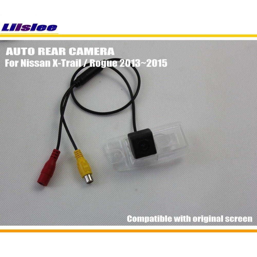 Liislee Auto Achteruitrijcamera / Reverse Camera Voor Nissan Qashqai - Auto-elektronica - Foto 5