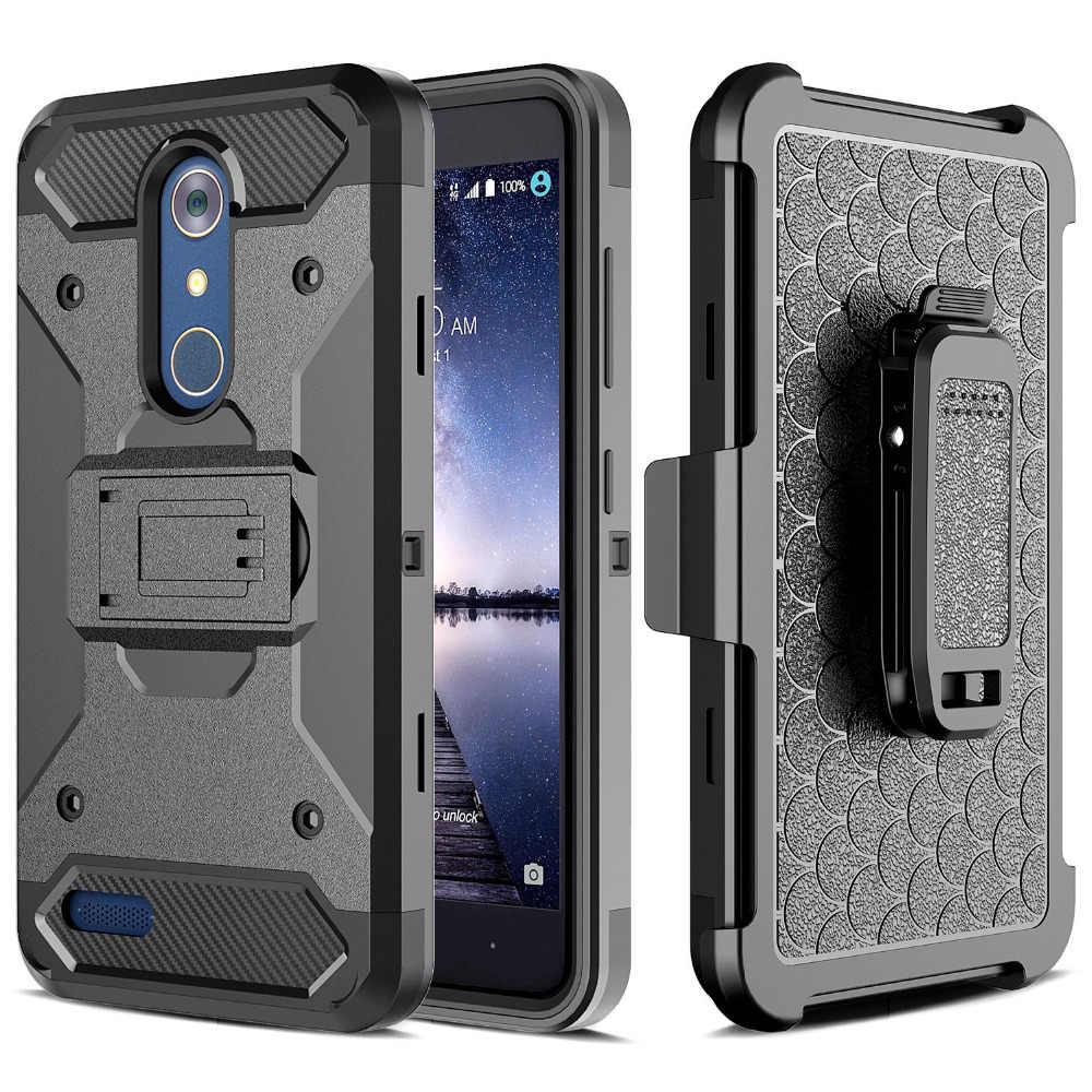 For LG Stylus 3 Case Coque LG Stylo 4 Case Belt Clip Holder Robot Cover For  LG Stylo 3 Plus Phone Case Stylus 4 3Plus V30 V3Plus