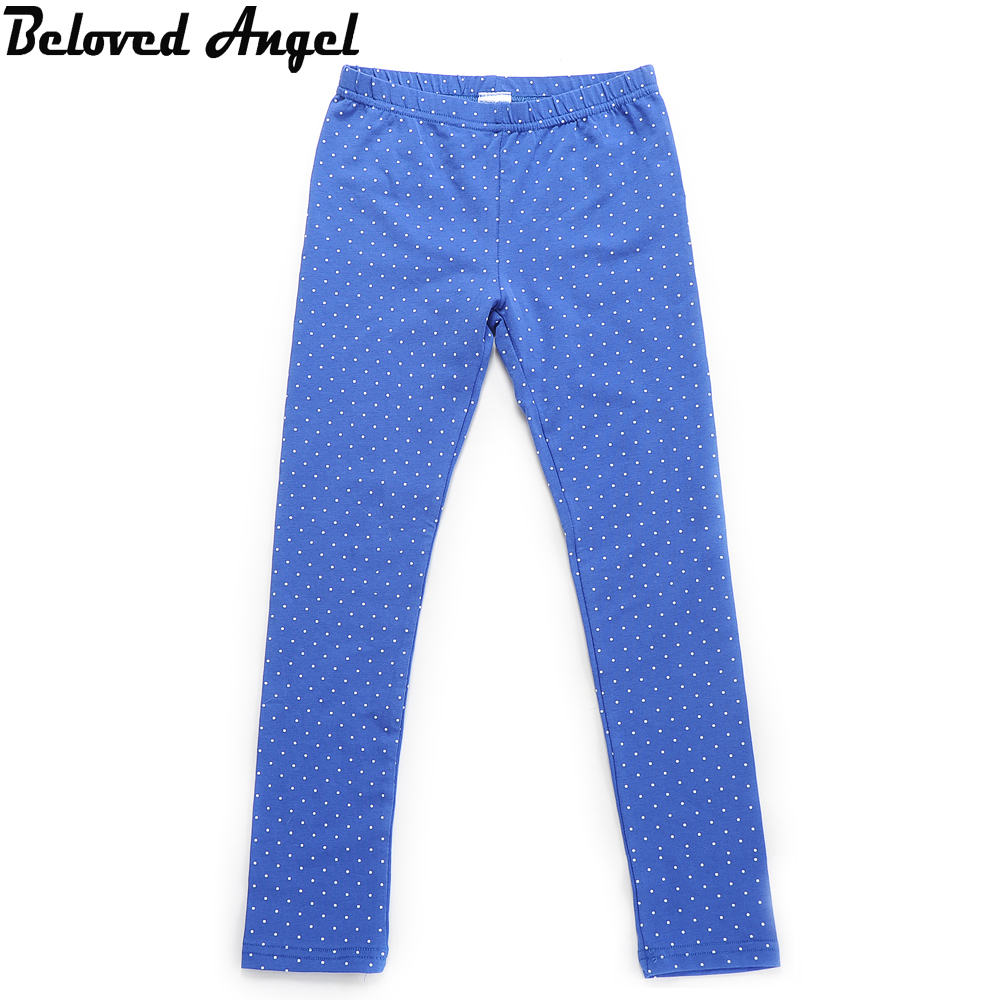 Beloved Angel 100% Cotton Baby Boys&Girls Trousers 5 Style Hot Selling High Quality Childrens Pants Kids Clothing For 1 - 6 Yrs