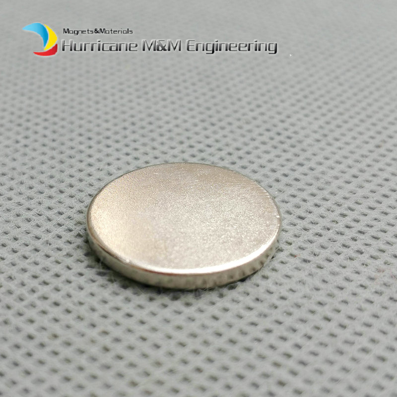 1 pack Diameter 18x2 mm Strong magnet NdFeB Disc Magnet Neodymium Permanent Magnets Grade N35 NiCuNi Plated Axially Magnetized 1 pack diametrically ndfeb magnet ring diameter 9 53x3 18x3 18 mm 3 8 1 8 1 8 tube magnetized neodymium permanent magnets