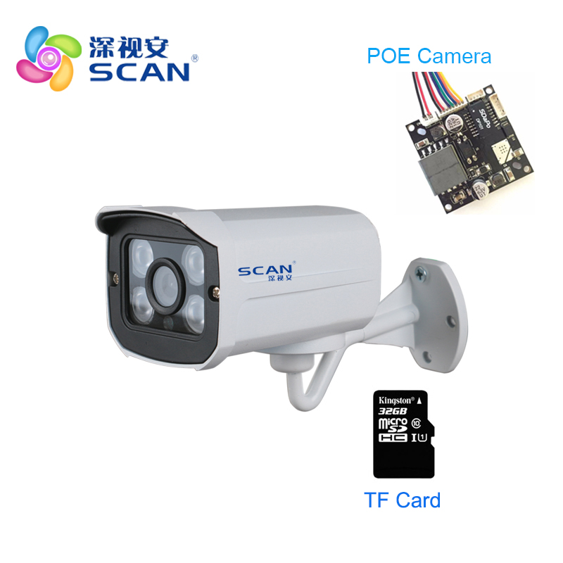 HD 1080P Bullet White Metal POE Camera Motion Detection TF Card Outdoor Waterproof Security Surveillance Freeshipping Sales Hot HD 1080P Bullet White Metal POE Camera Motion Detection TF Card Outdoor Waterproof Security Surveillance Freeshipping Sales Hot