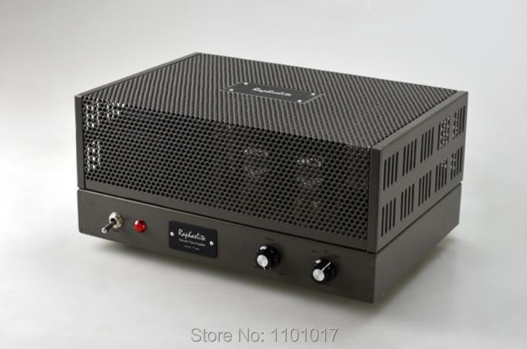 Raphaelite DSK6L 6L6 Tube Amp's DIY Set HIFI EXQUIS Single-ended Unassembled Lamp Amplifier