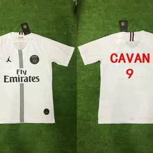 2b4ba3abb67 2018-2019 Men women Youth kids logo PSG Adlut soccer Jerseys  9 Cavani  camisetas
