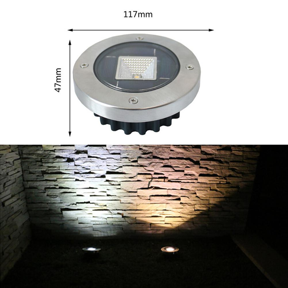 Led Underground Lamps Lights & Lighting Dynamic Waterproof 3*3w 9w Led Underground Light Ground Garden Path Floor Lamp Outdoor Underground Buried Yard Lamp Landscape Light