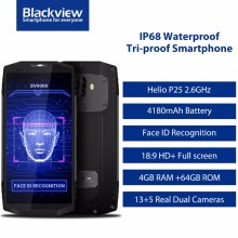 "Blackview BV9000 Pro/BV9000 5,7 ""HD IP68 Wasserdicht Telefon MTK6757CD Octa-core Android 7.1 4/6 GB RAM 128 GB ROM Stoßfest Handy"