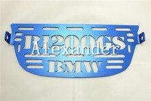 Мотоцикл Алюминиевый Масляный Радиатор Гвардии Для BMW R 1200 GS Синий ЛОГОТИП R 1200GS R1200GS
