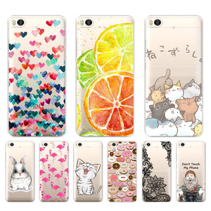 For Xiaomi mi5s Case Cover for